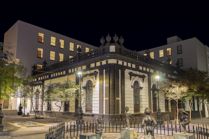SIX HOTEL GUADALAJARA DEGOLLADO 3