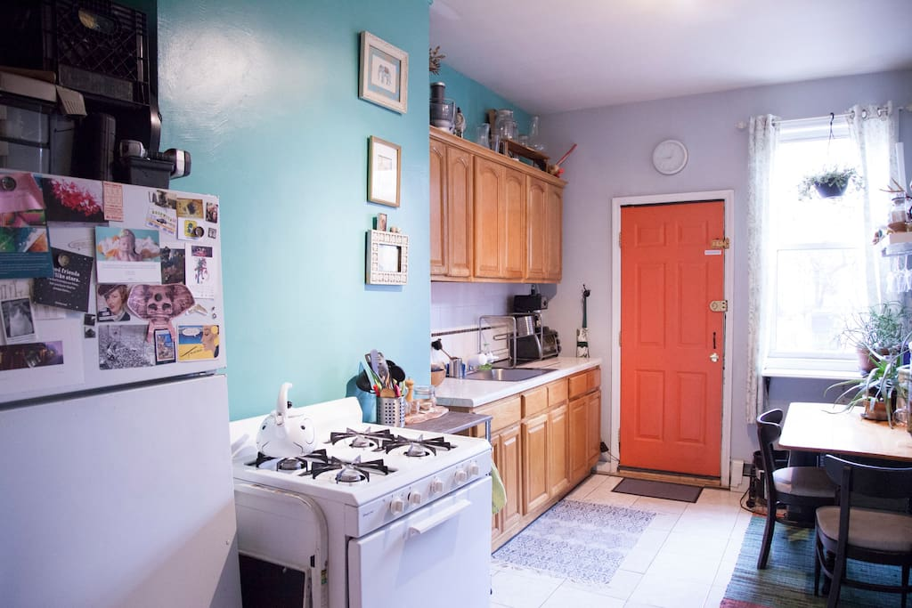 Private cozy home 8 min walk to subway appartements - Bel appartement de ville brooklyn new york ...