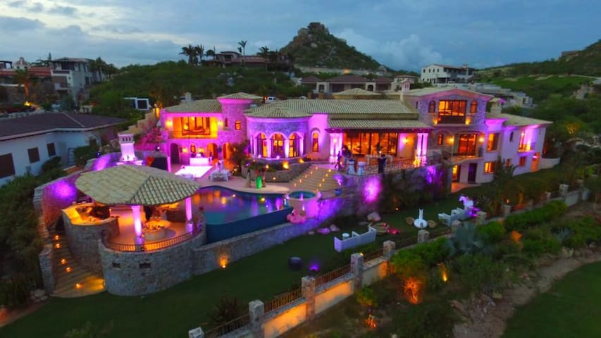 Luxury short term vacation paradise - San José del Cabo - Villa