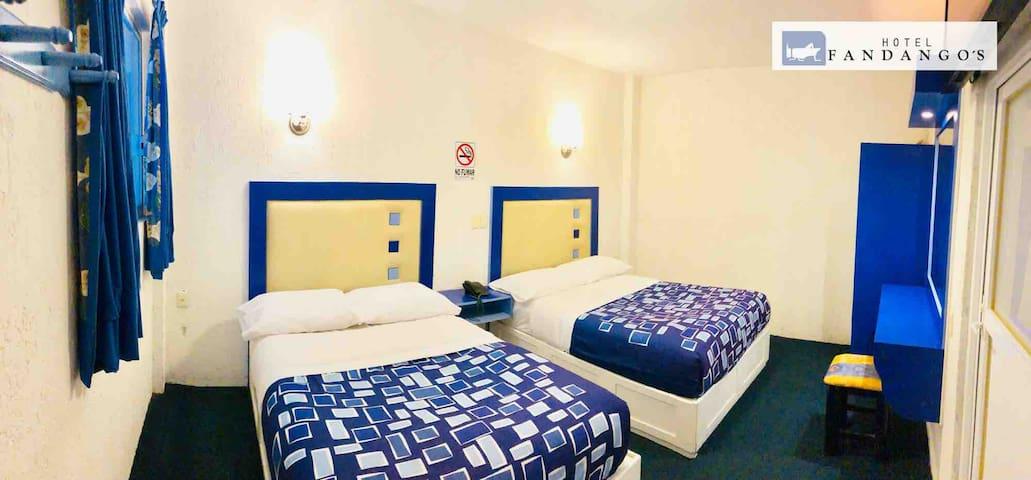 COMPANY ROOM 4 (Hotel Fandango's)
