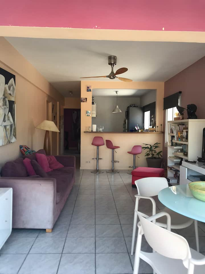 Appartement cosy F4