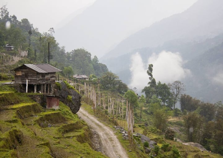 Sikkim-Dzongu Lepcha Homestay(With Meals)