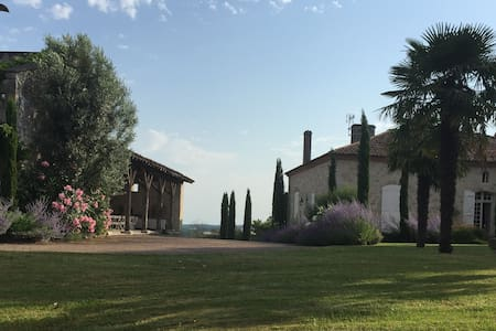 Outstanding property South of France POOL&TENNIS - Laugnac