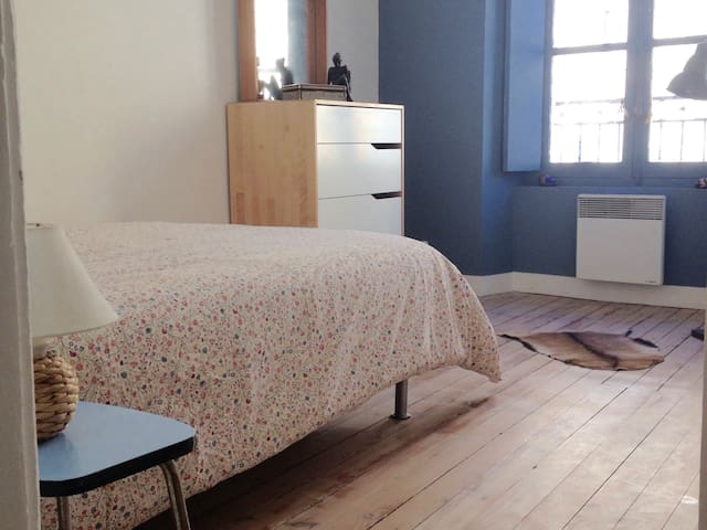 Lovely private room in the center of Bordeaux - Bordeaux - Daire