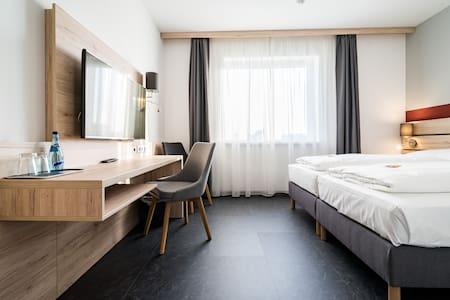 Premium Doppelzimmer 20m² - Breakfast included