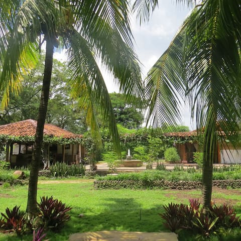Spectacular and Typical Nicaraguan farm