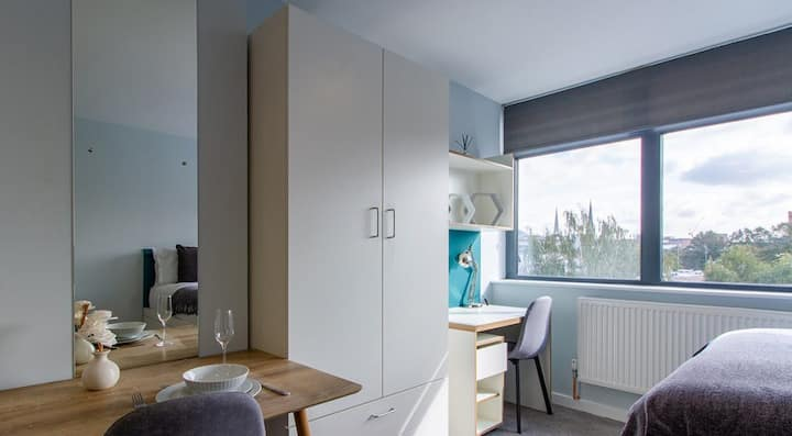 Student Accommod. (contract) in Central Coventry