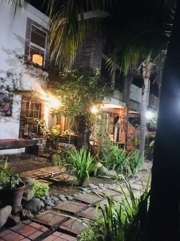 San Blas km 39.5 private rooms