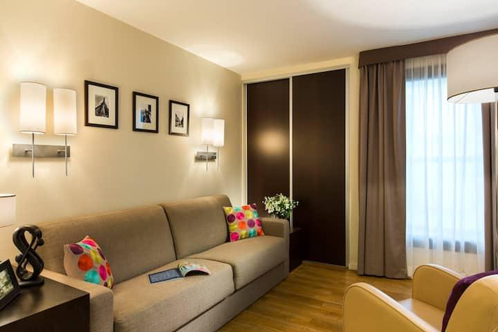 Citadines République Paris, Bedroom Apt - Flx Rate