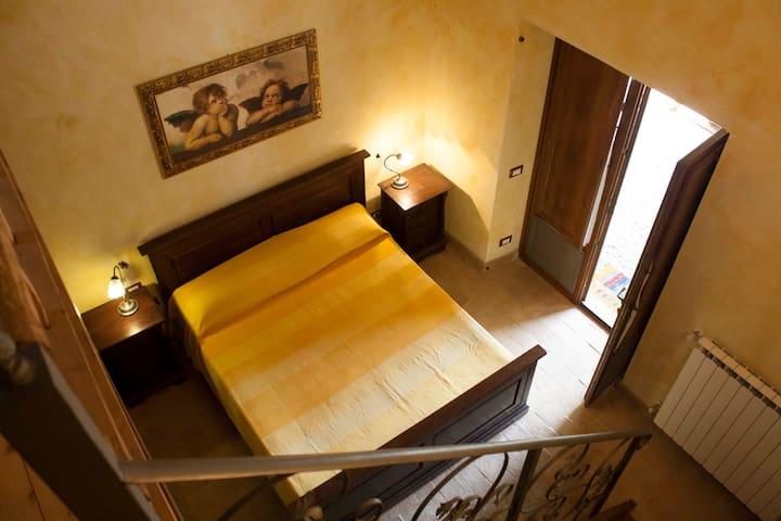 Antica Scuderia, appartamento Margherita - Amelia - Huoneisto