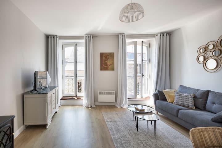Appartement 50m2 refait à neuf au coeur de Dinan