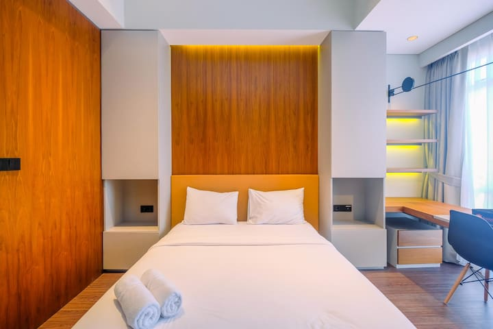 Exclusive and Modern Studio at Menteng Park Apt