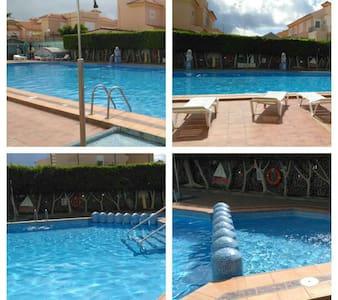 Apartamento con piscina - San Bartolomé de Tirajana