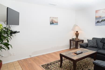 Cozy 2bd/2.5 baths condominium - Dallas - Kondominium