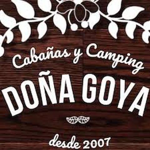 Siete Tazas Cabañas Doña Goya