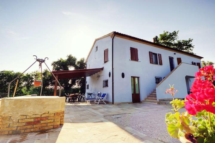 Azzurro Agritourism - Big apartament