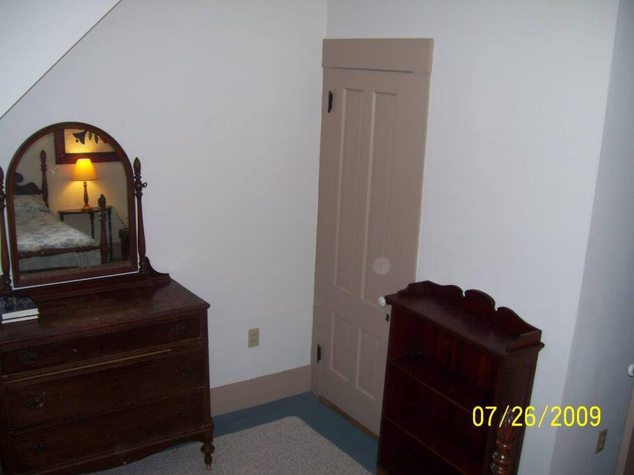 Bedrooms fully furnished