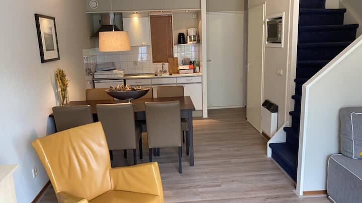 Ameland - Hollum appartement De Bosrand
