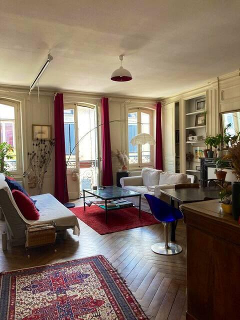 Duplex cosy à Ambronay, joli village au 💚 du Bugey