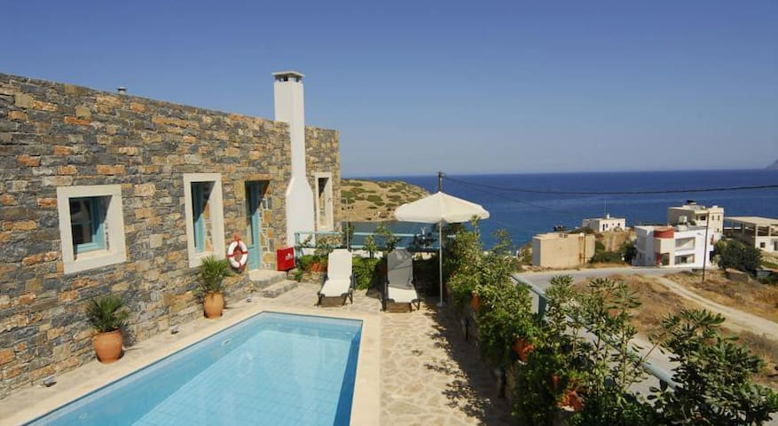 2 bedroom villa in Mohlos - Mochlos - Villa