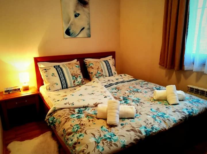 Feel at Home - Cozy Apartment near SKI lift