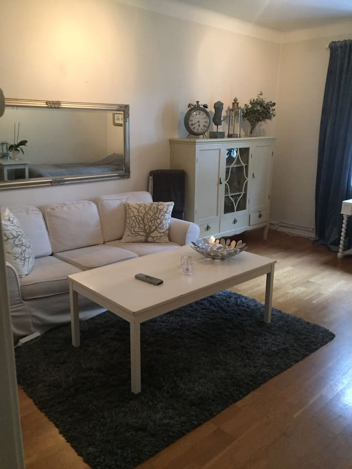 Central cosy apartment close to seaside and parks