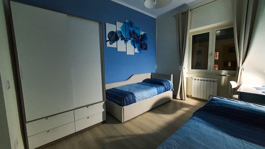 Camera singola/doppia in  appartamento