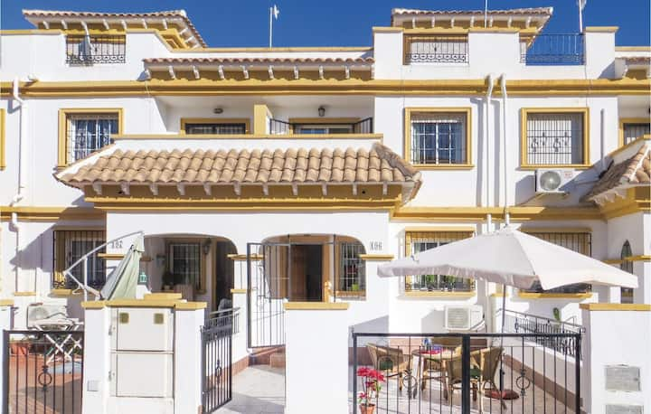 Awesome home in Torrevieja with WiFi and 3 Bedrooms