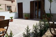 """Via i Pensieri"" located in Via Storella,21"