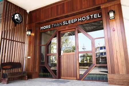 More than Sleep Hostel (10 Mixed Dorm)