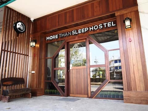 More than Sleep Hostel (8 Female Dorm)