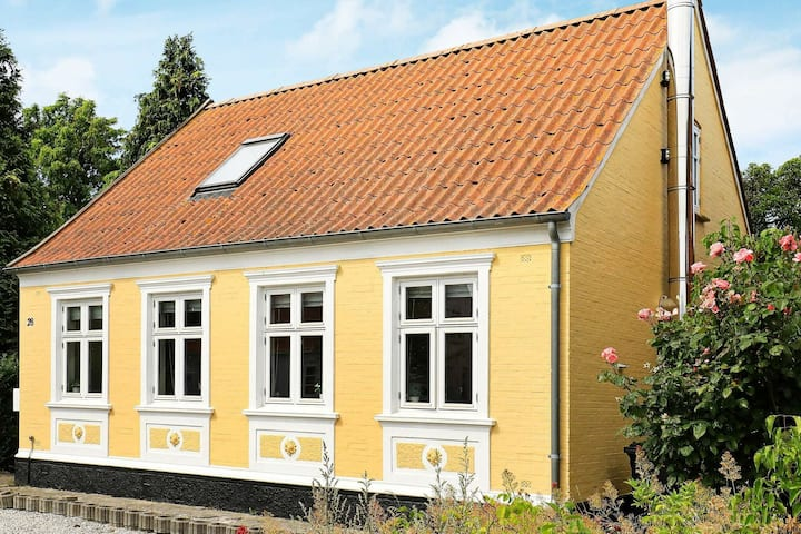Comfy Holiday Home in Marstal with Terrace