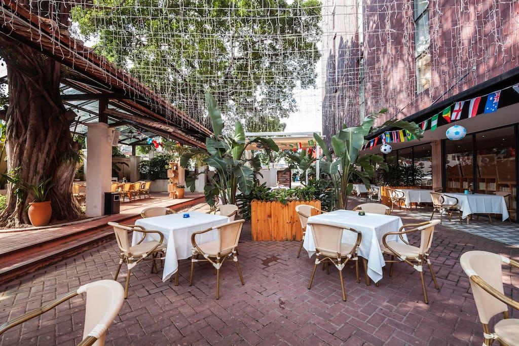 橄榄园法国餐厅(外)