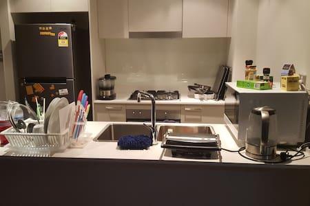 One Bedroom - Modern Silverwater Ap - Silverwater - Apartmen