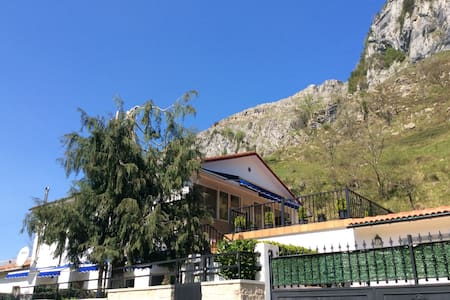 Apartamentos independientes en plena naturaleza - Santander
