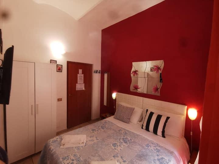 Roman Holidays Hostel near Termini-Double Ensuite