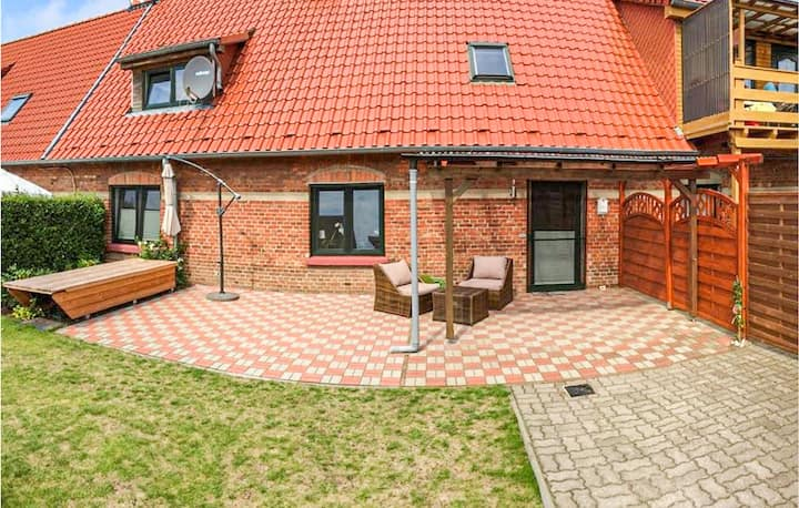 Holiday apartment with 2 bedrooms on 74m² in Mechelsdorf