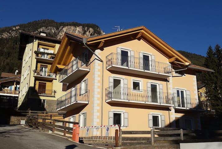 Nuovi appartamenti in Val di Fiemme