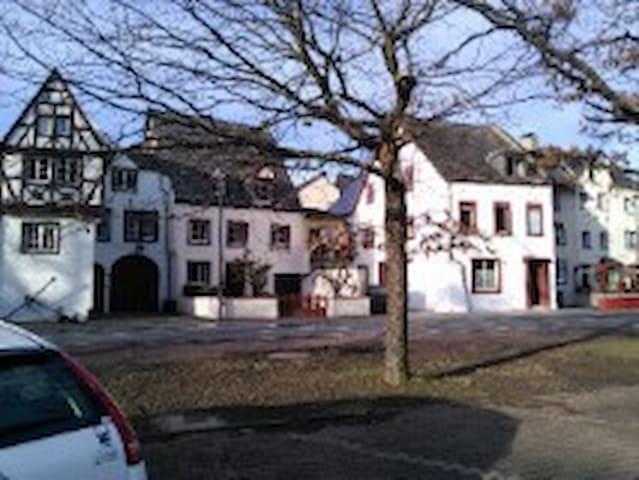 "Bernkastel-Kues appartement ""die Quelle"" 2+ - Bernkastel-Kues - Appartement"