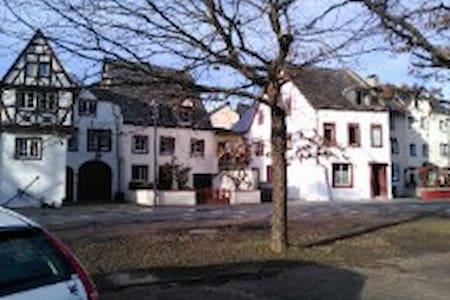 """Bernkastel-Kues appartement """"die Quelle"""" 2+ - Bernkastel-Kues"""