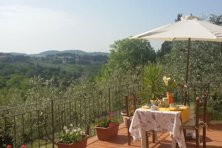 Cosy house in the hills of Florence - Sesto Fiorentino