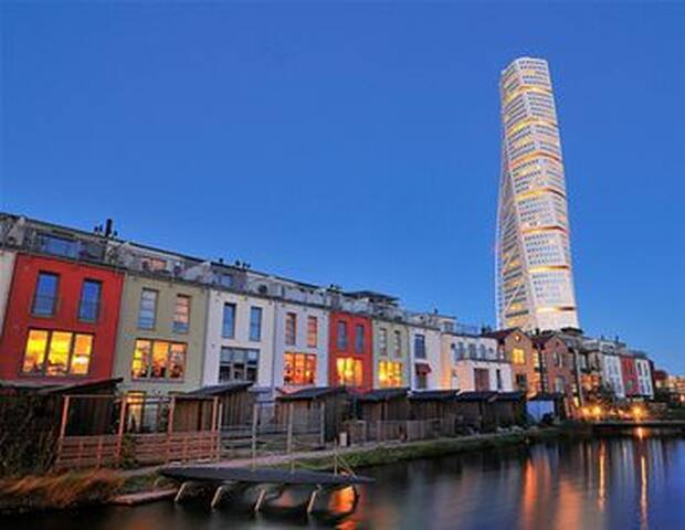 Malmö - Turning Torso - 馬爾默 - 公寓