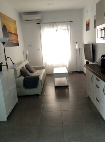 CENTER:NEW LOFT WITH PARKING & WIFI - Cádiz - Loft