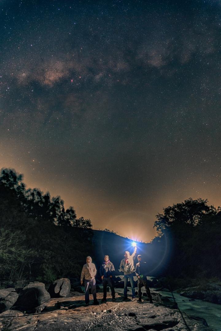 Selfie com o Cosmos