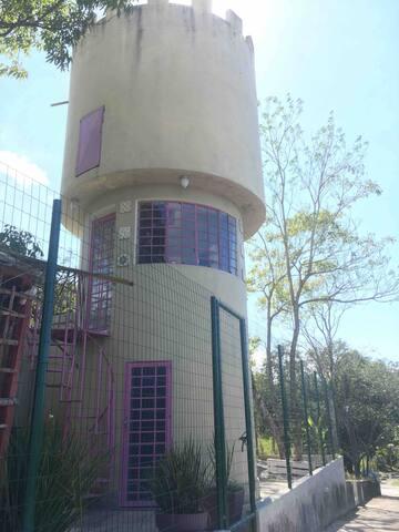 Mini Castelo de 14m2 Tiny House
