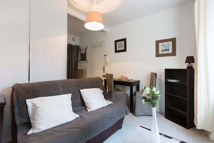 AGREABLE STUDIO TOUT CONFORT EQUIPE - St-Malo - Flat