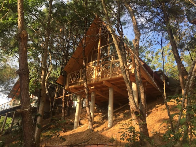 Cabaña Encino para parejas, Mazamitla