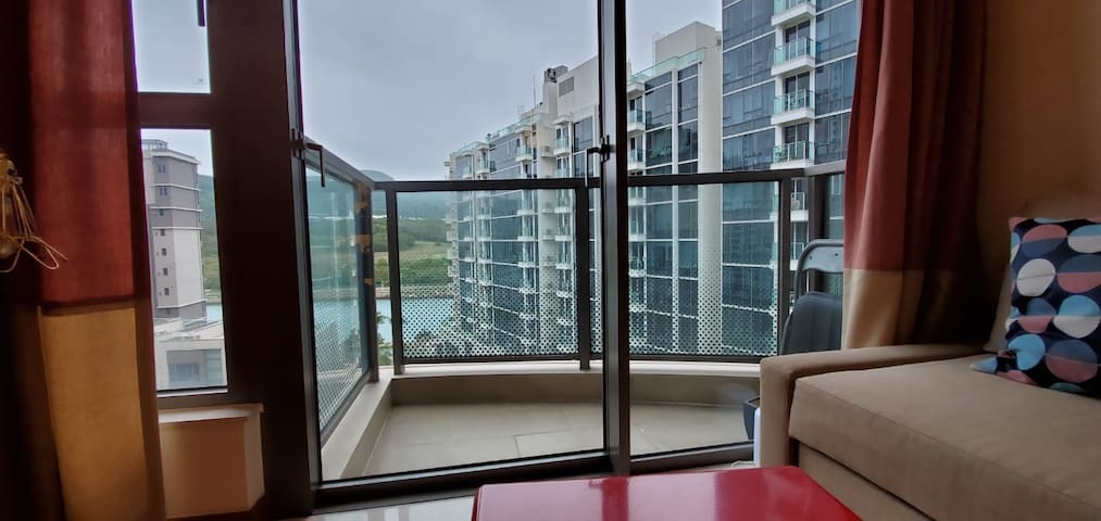 3 bedroom apartment with ocean/mountain view
