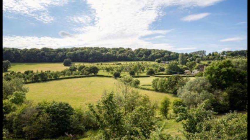Charming annexe set in AONB, near Malvern