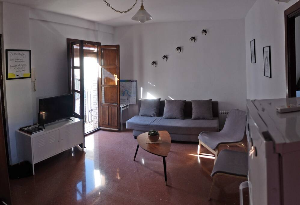 Plaza corredera apartments for rent in c rdoba for Sofa ideal cordoba